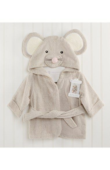 Baby aspen squeaky clean mouse hooded terry robe baby baby aspen squeaky clean mouse hooded terry robe baby available at negle Gallery