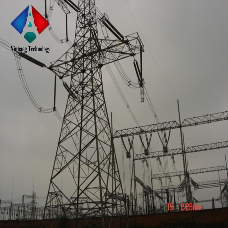 10kv 35kv 69kv Gavanized High Voltage Power Transmission 110kv