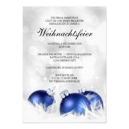 business christmas celebration invitation, Einladungen