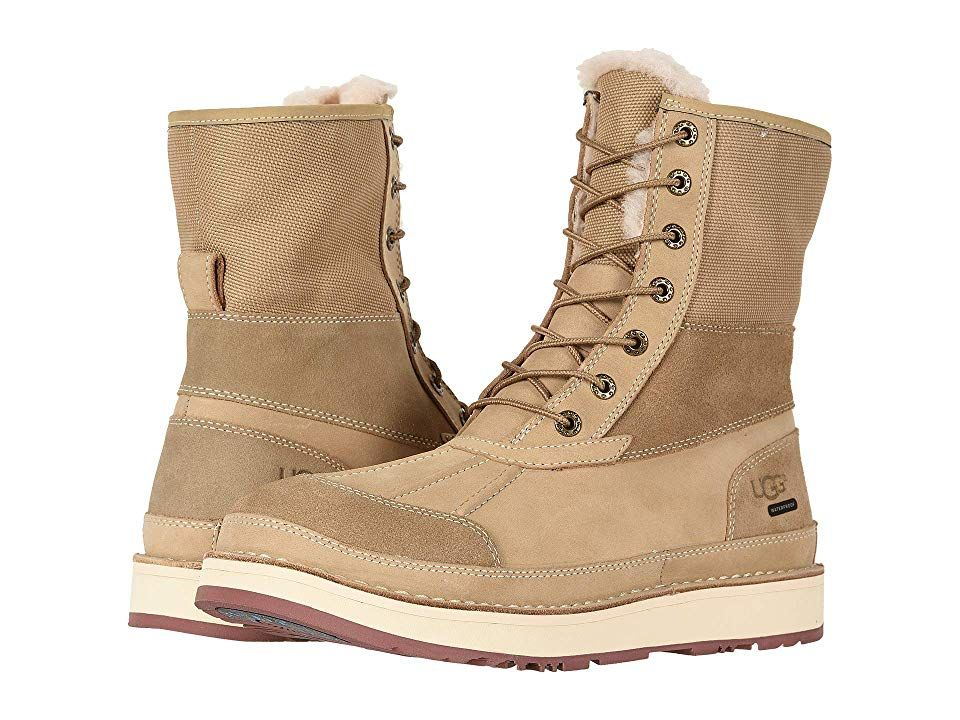 1e2f77a3749 UGG Avalanche Butte Men's Cold Weather Boots Desert Tan | Products ...