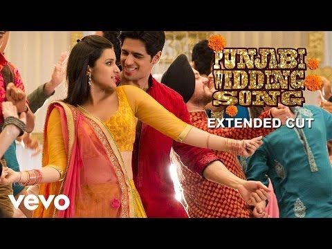 punjabi wedding song video parineeti chopra hasee toh phasee youtube