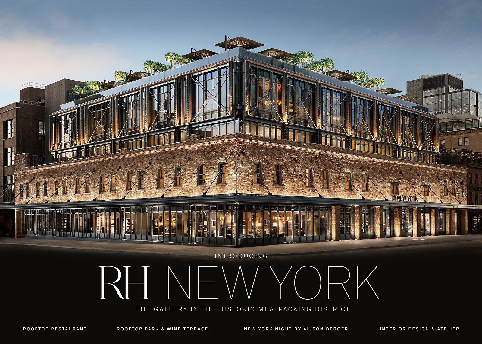 Newyork Rh Restoration Hardware Nyc Restoration Hardware