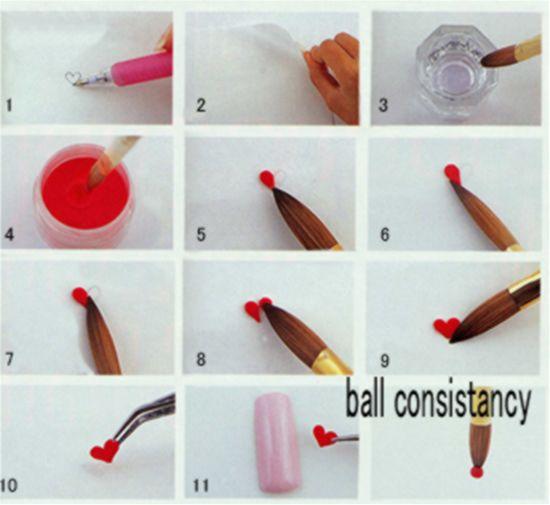Nail designs for short nails step by step make up nails nail designs for short nails step by step prinsesfo Choice Image