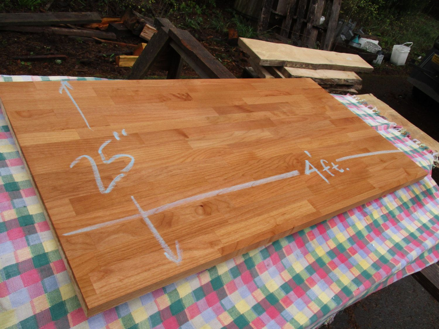 how long will it take for wood stain to dry