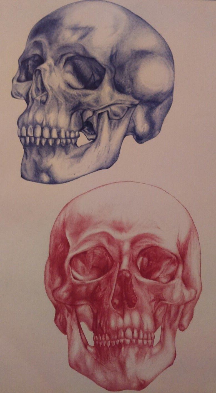 Found On Google From Artstation Com Skull Art Anatomy Art Flame Art