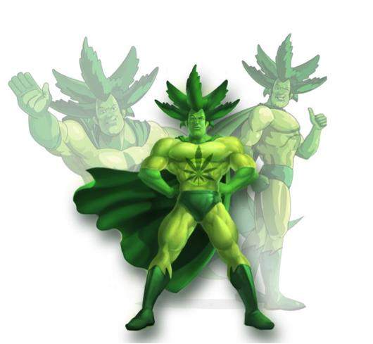 """""""Captain Cannbinoid"""" aka Captain Cannabis™"""