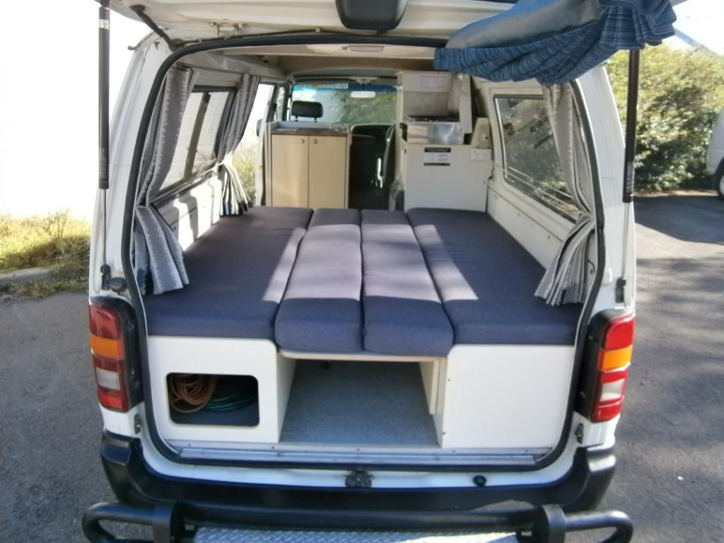 Pin by N Twichell on Camping van ideas Toyota hiace