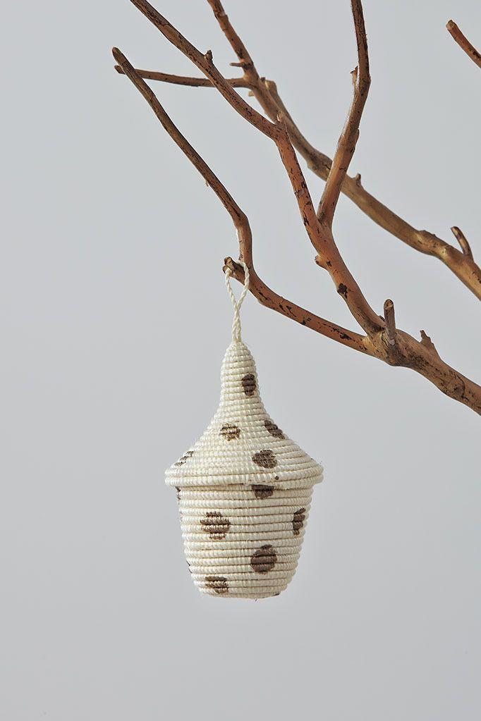 Keza Ornament: Bronze Spotted