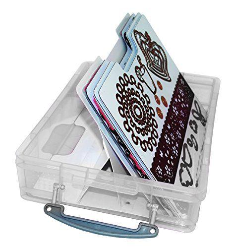 Zutter Magnetic Die & Stamp Storage Zutter Http://www