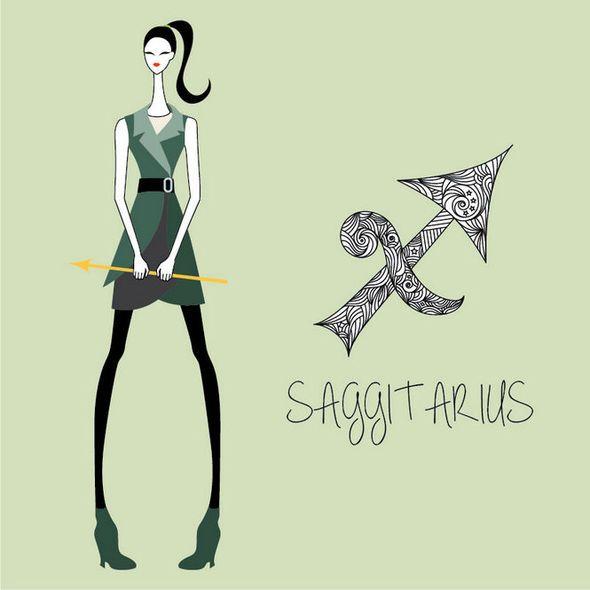 Sagittarius elle