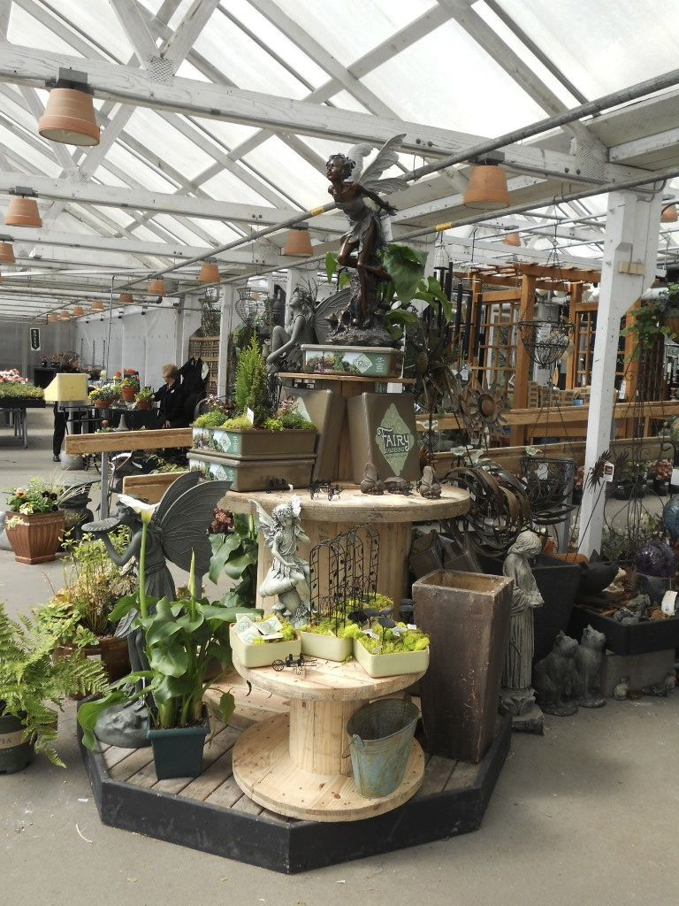 Garden Centre: Miniature Gardening At The Big Garden Centers