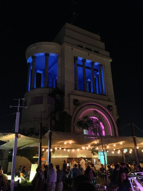 Azotea Del Circulo De Bellas Artes Circulo De Bellas Artes Azoteas Bellas Artes