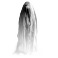 Spooky Woman Ghost Png Image With Transparent Background In 2021