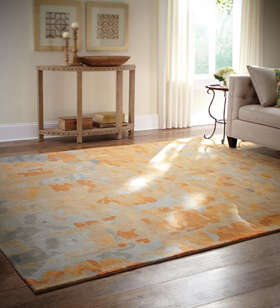Contemporary Rugs | Contemporary rugs living room, Living room