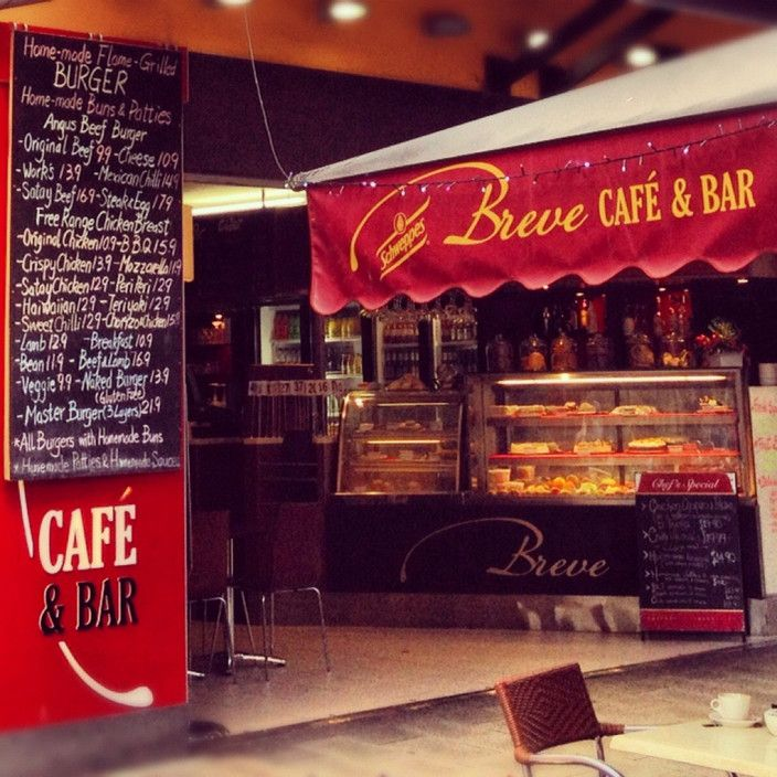 Breves Cafe Bar, Perth WA #australia #travel | ESPRESSO BAR