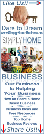 The Facebook Fan Page Avatar design is displayed at ...  www.facebook.com/simply.home.business  The Home Page for Simply-Home-Business is www.simply-home-business.net  Design by Micky Kidd at  Just Snap It design -  On Facebook  www.facebook.com/just.snap.