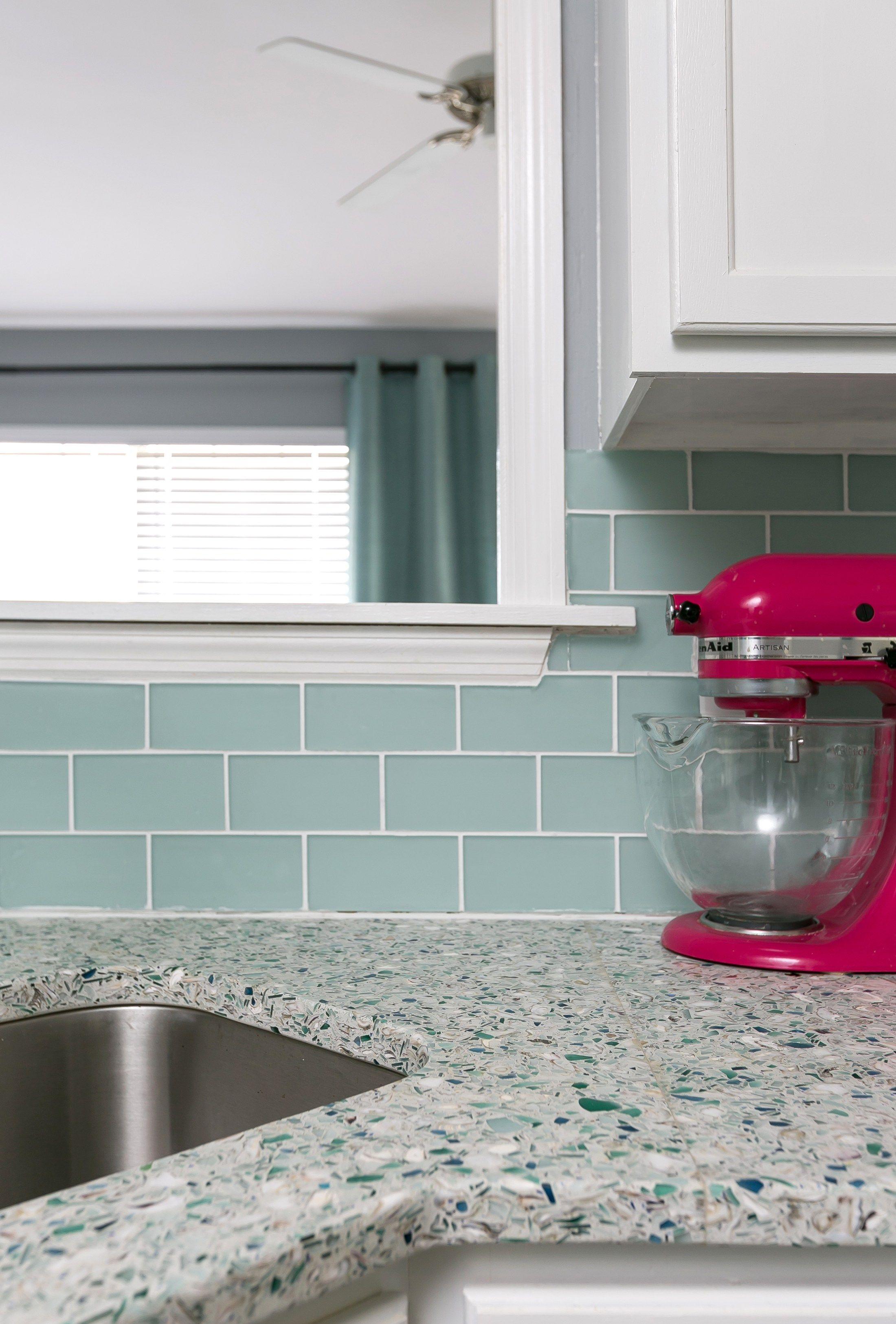 Our Kitchen for Charleston Home & Design Magazine | Green kitchen ...