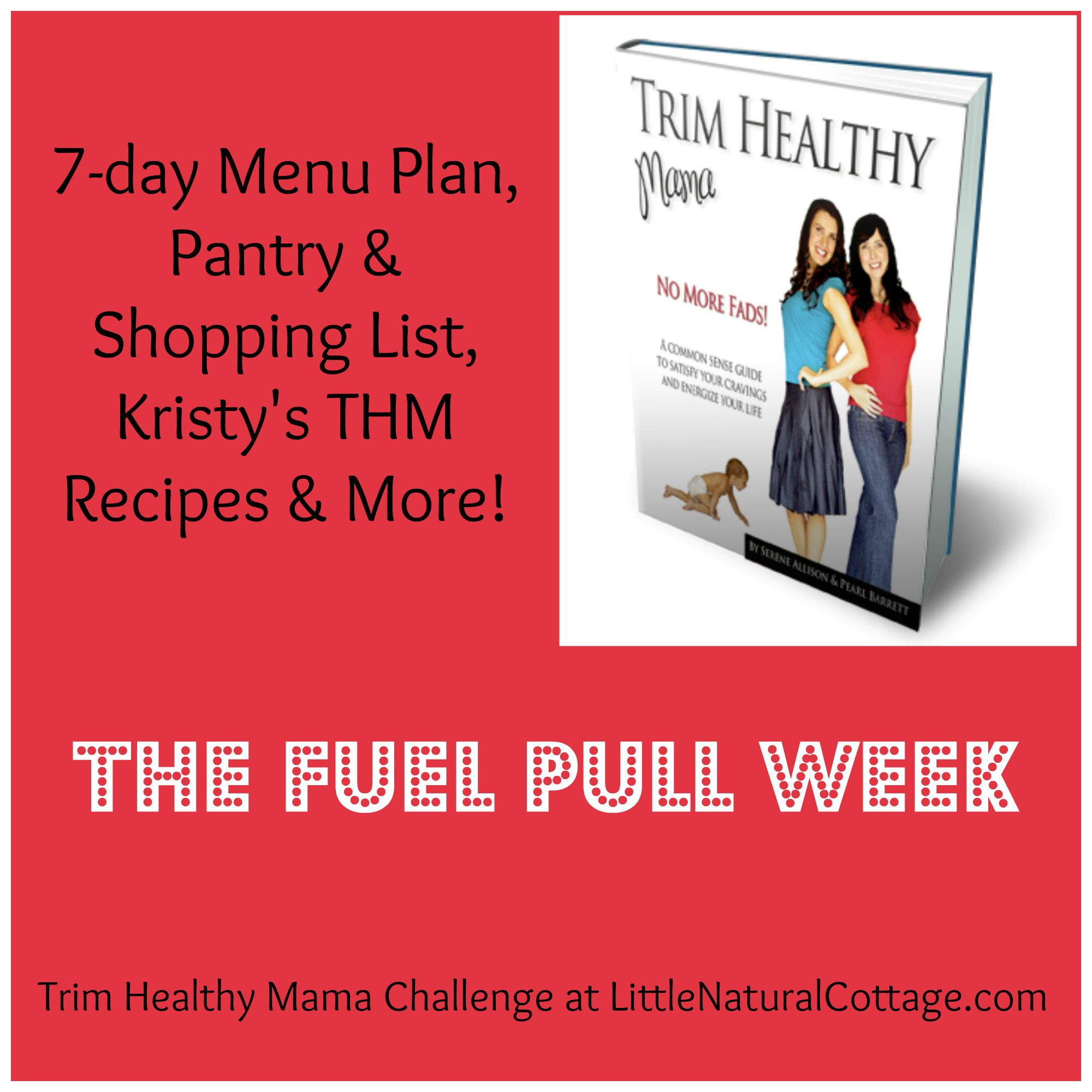 It is an image of Refreshing Trim Healthy Mama Menu Plans