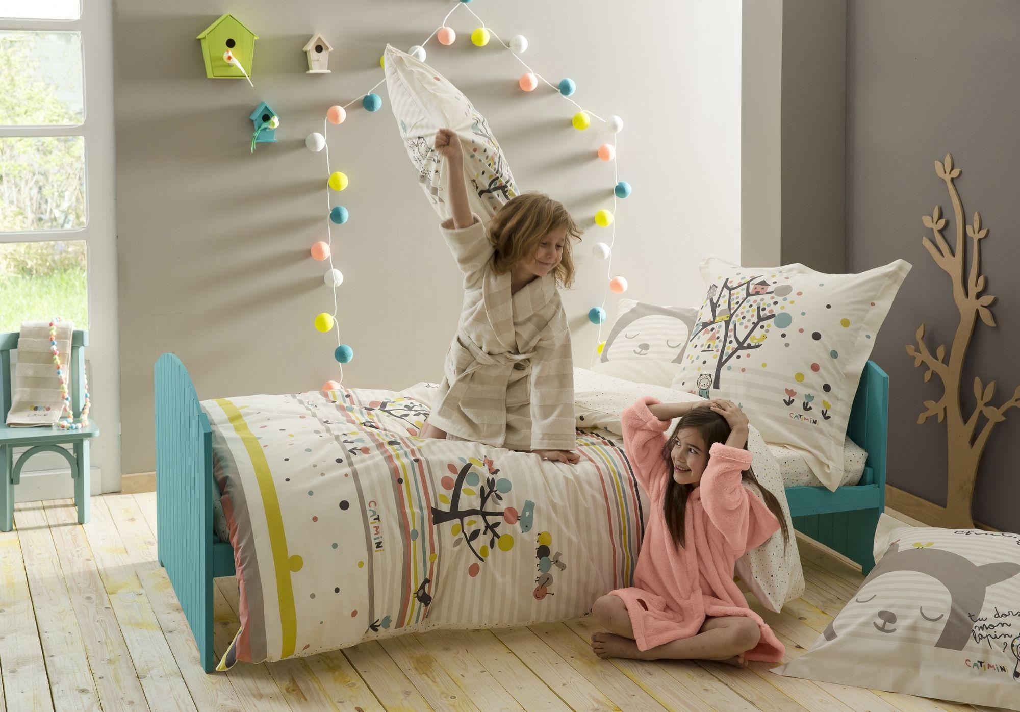601e934a74324 Linge de lit enfant CATIMINI