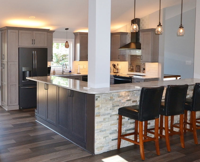 Chester County Kitchen And Bath Reviews Kitchen Remodel Pictures Open Concept Kitchen Living Room Split Foyer Remodel