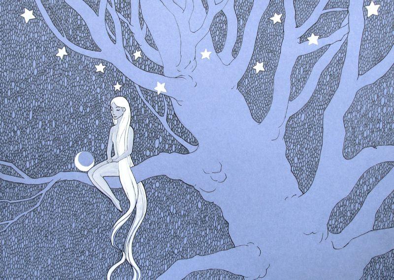 Little Star By Yanadhyana