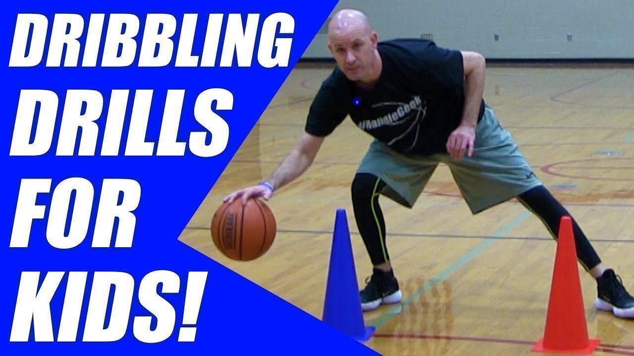 6 best dribbling drills for kids basketball drills for