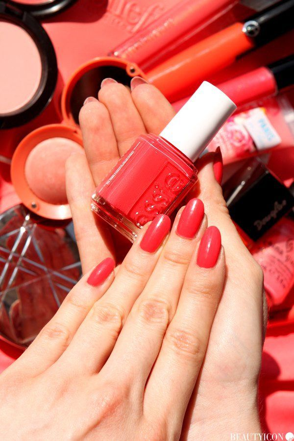 Essie 827 Come Here! | Nails inspiration, Beauty, Nail colors