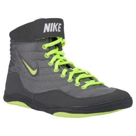 Christmas Monday Sale Nike Inflict 3 Mens Wrestling Shoes University BlueWhiteCool GreyMidnight Navy