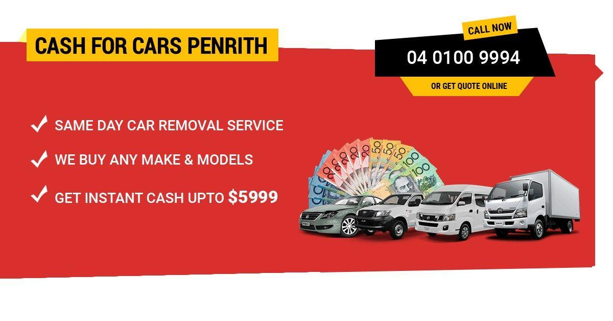 Car Wreckers Penrith 2750 Cash For Cars Scrap Car Removal