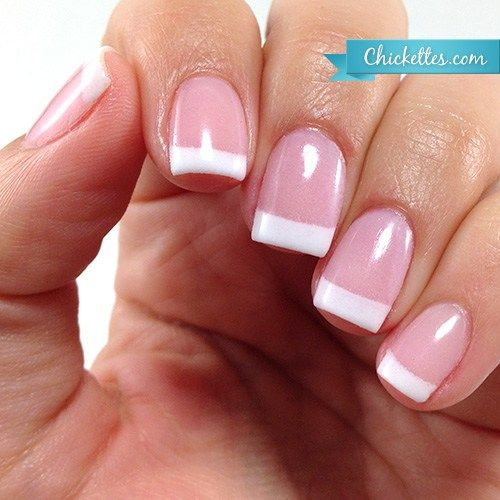 Revel Nail Acrylic Dip Powder Pink White French Manicure Dipped Nails Revel Nail Dip Powder Powder Nails