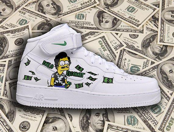 0095fe920cef Custom Nike Air Force one