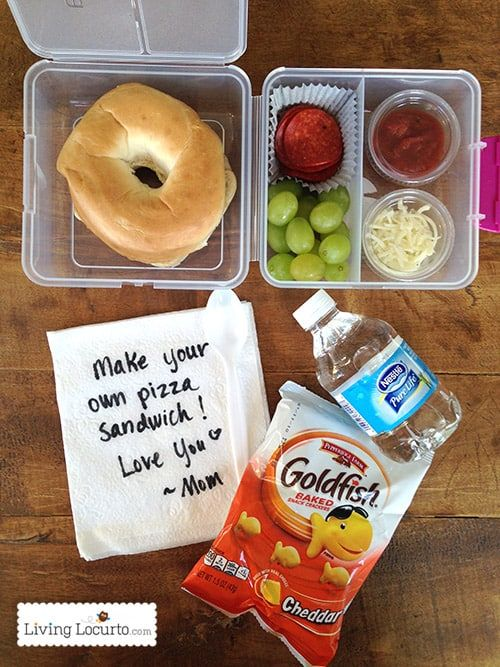 Free Printable School Lunch Box Planner | Back to School Lunch Ideas