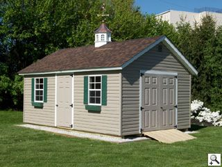 Amish Built Garages Garden Sheds Utility Buildings Small