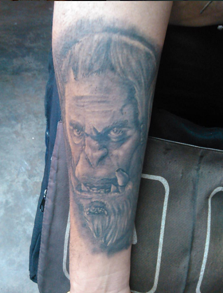 Best Wow Tattoo You Can Use Code Game9 To Buy Cheap Wow Gold On