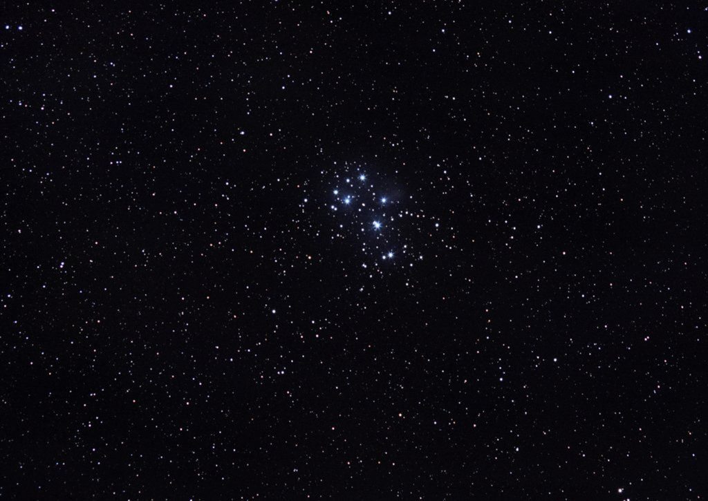 The Pleiades by Eduardo-Marino