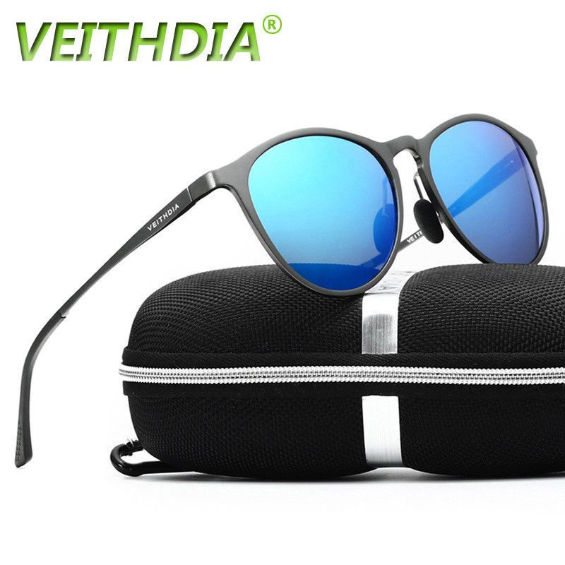 6709e71a4c VEITHDIA Original Retro Brand Sunglasses Polarized Eyewear Mens UV400 HD  Glasses  VEITHDIA  Oval - Sale! Up to 75% OFF! Shop at Stylizio for women s  and ...