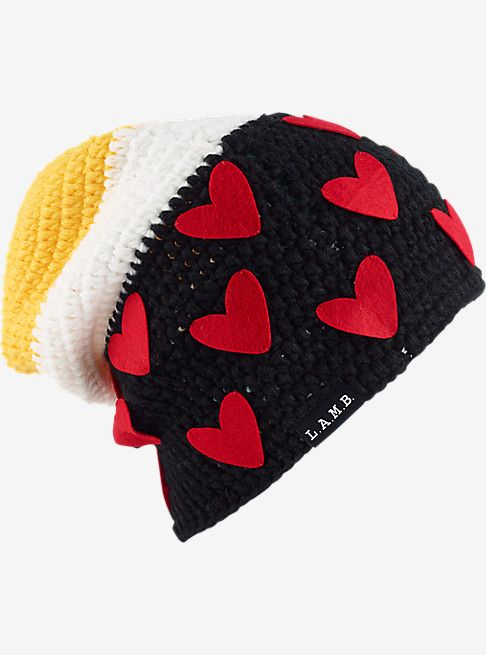 Shop the L.A.M.B. x Burton Irie Beanie along with more Women s Winter Hats  and Beanies from Winter 16 at Burton.com 91ef6b5b1db
