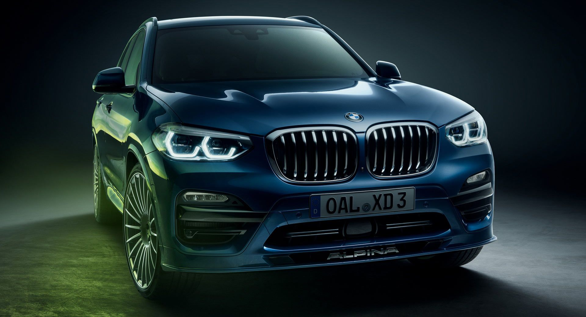 2019 Alpina Xd3 Shows Up With Four Turbos 388hp 0 62 In 4 6