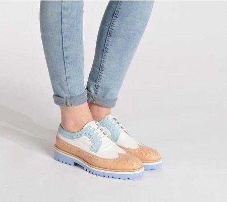 e3695170e8e0e Zapatos oxford de primavera