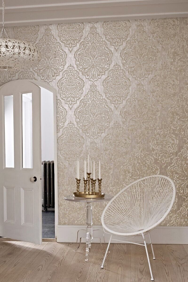 Best Living Room Wallpaper Ideas, Completed! May Inspire You