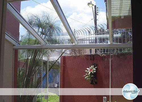 Tetos de Vidro /   http://www.atlanticbox.com.br/site/tetos-de-vidro/