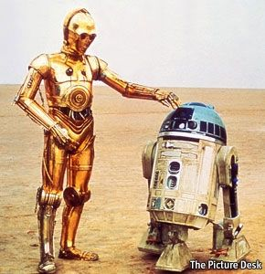 Robots and psychology: Mapping the uncanny valley   The Economist