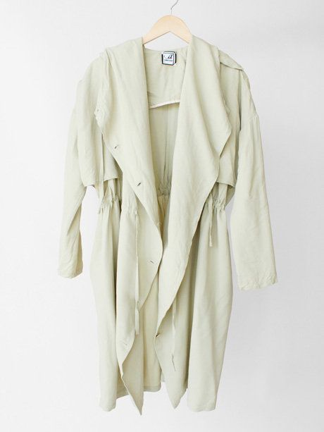 ANNTIAN Trench Coat « Pour Porter
