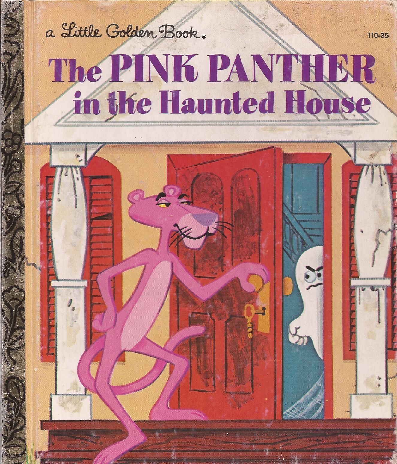 The Pink Panther in the Haunted House. Excellent Condition. Little ...