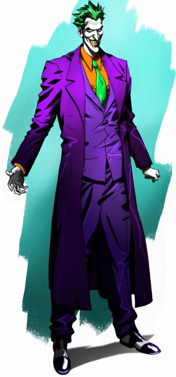 Joker by Jesus Alberto