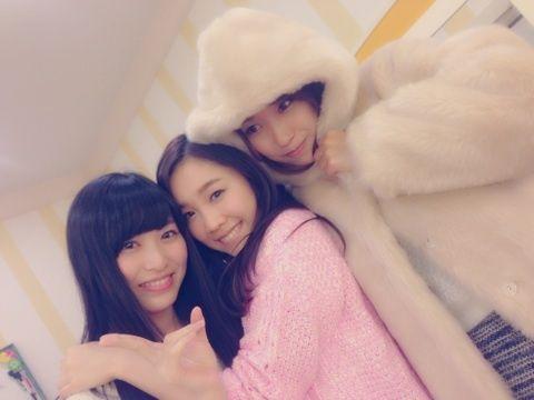 安。>∀<。奈 2人とも大好きだよー!の画像   SKE48オフィシャルブログ