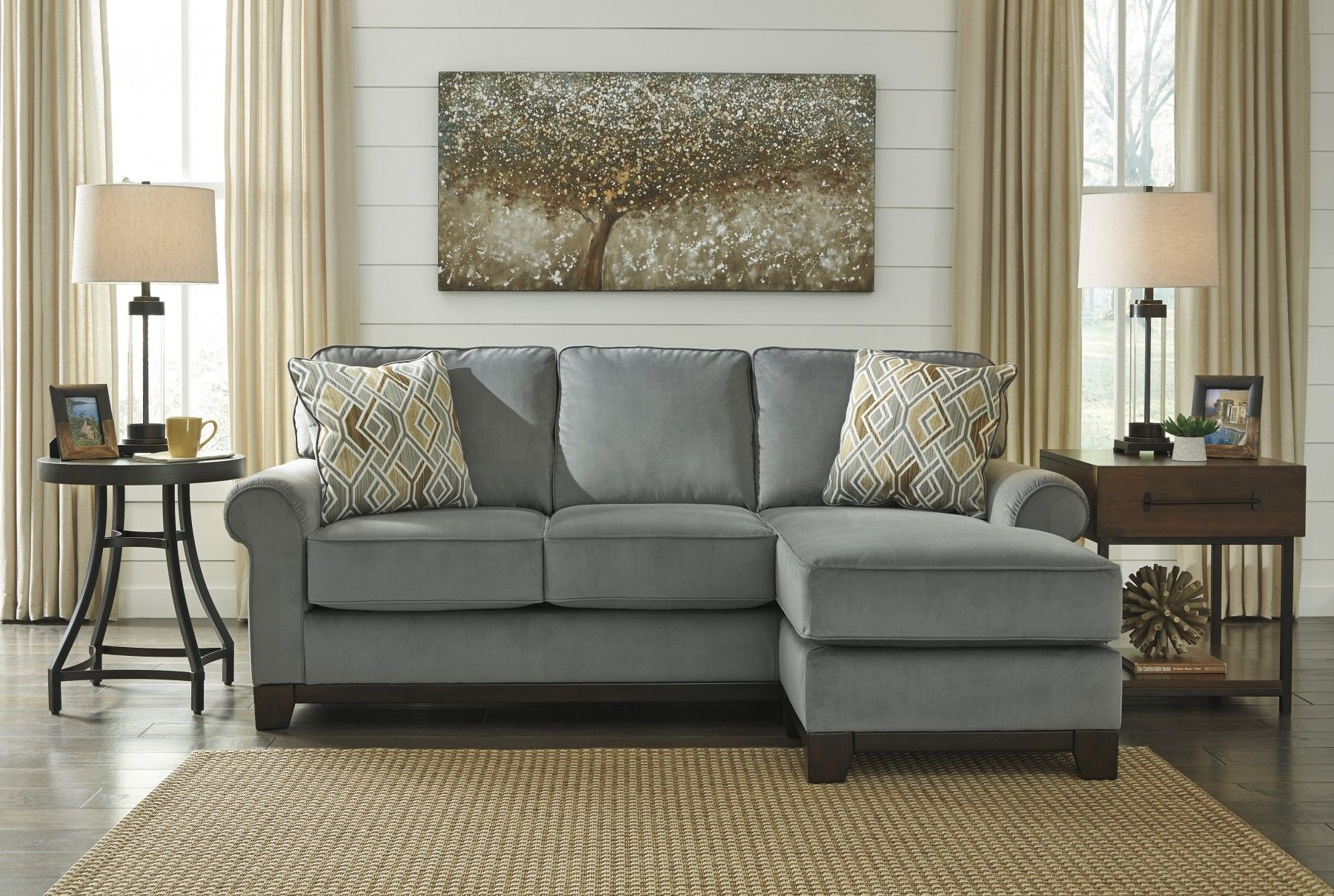 Signature Design 8450118 1 Sectional Sofa Couch Chaise Sofa Sofa
