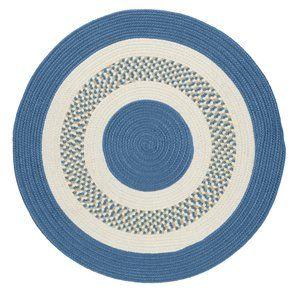 Germain Blue/Beige Indoor/Outdoor Area Rug