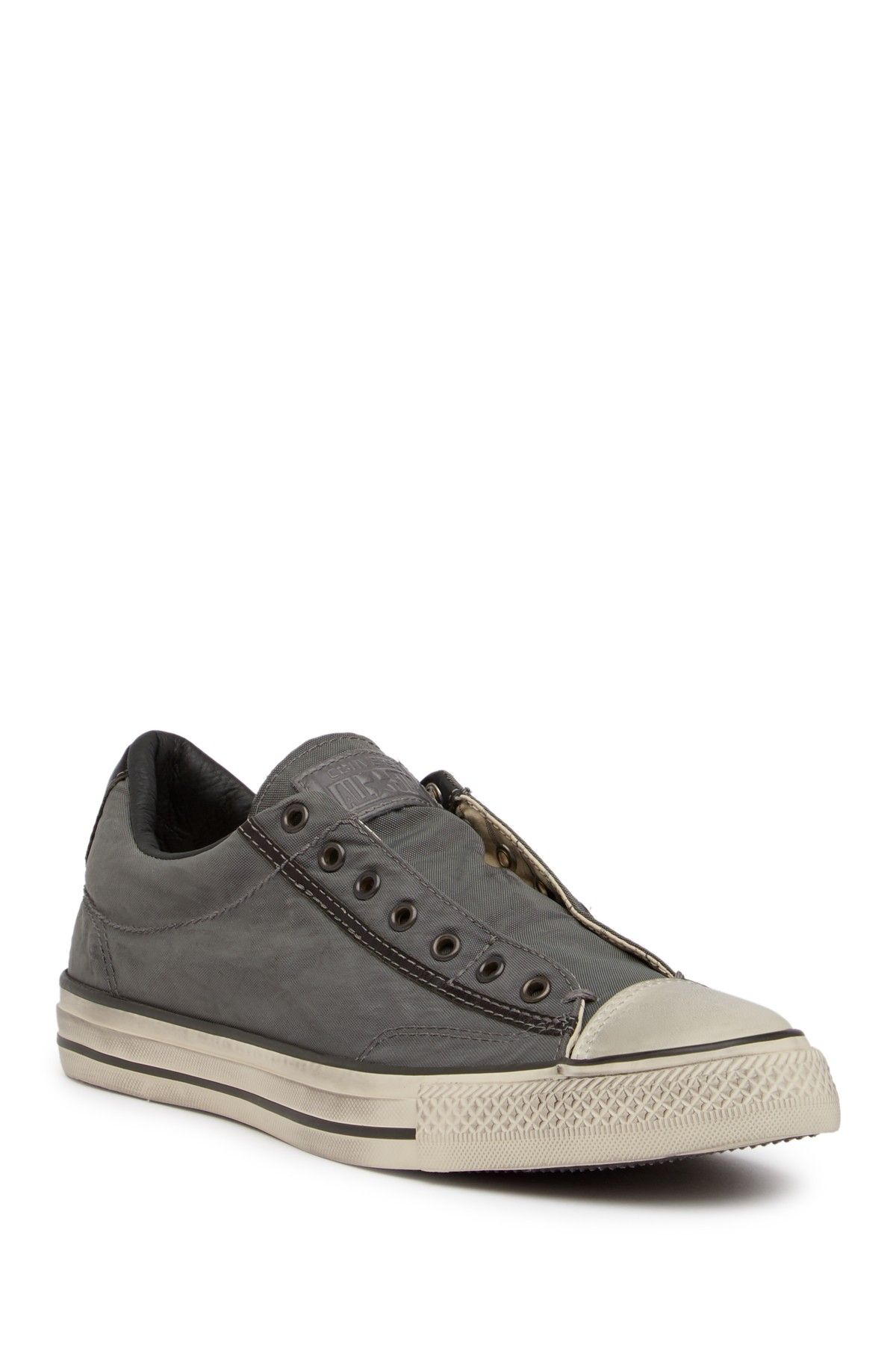 Converse Chuck Taylor All Star Vintage Laceless Slip On