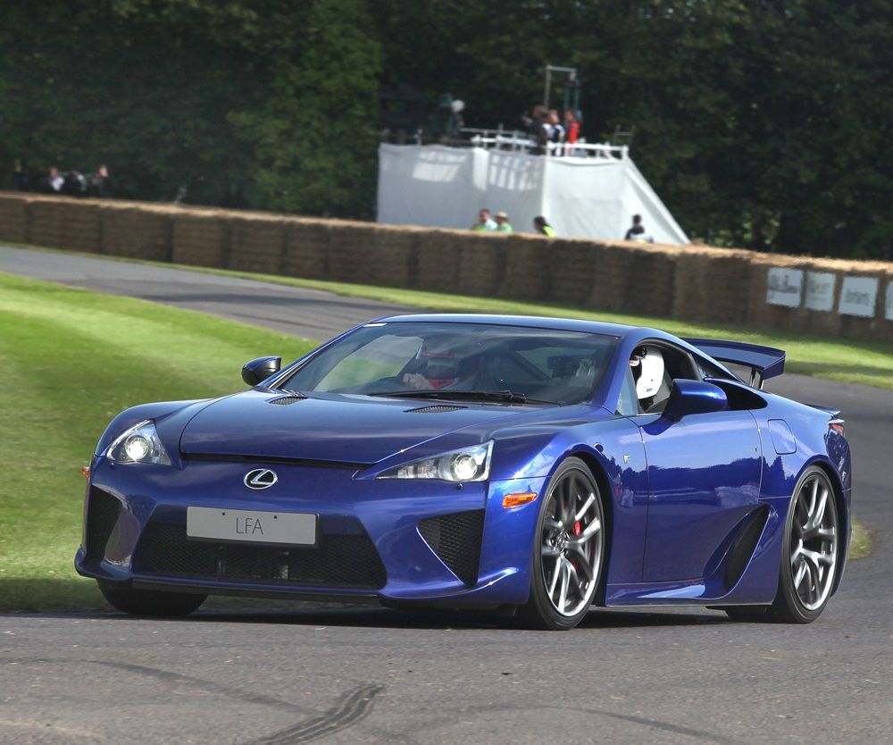 Lexus Lfa, Japanese Sports Cars